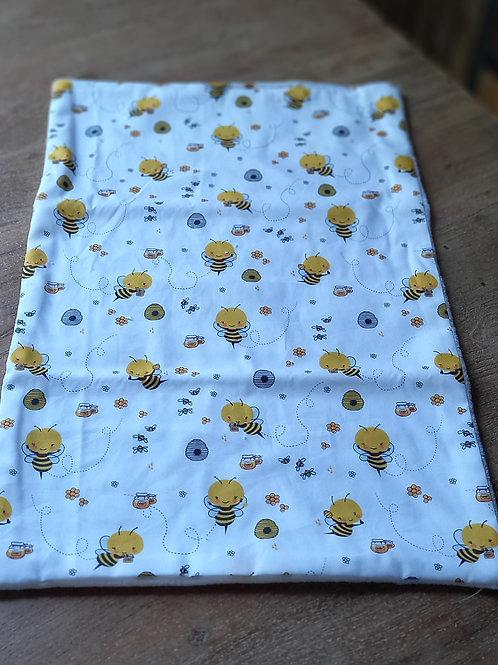Burp Cloth - Buzzy Bee
