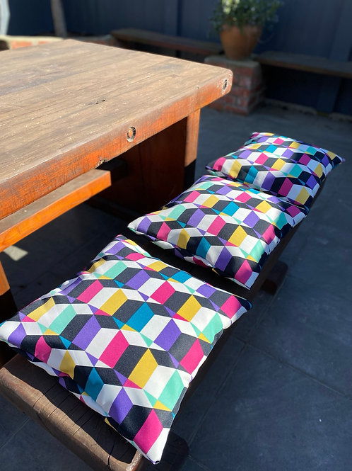 Outdoor Cushion/Cover - Bright