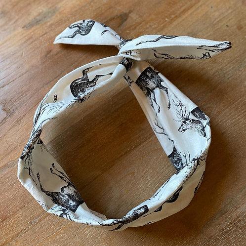 Wire Headband -Stag