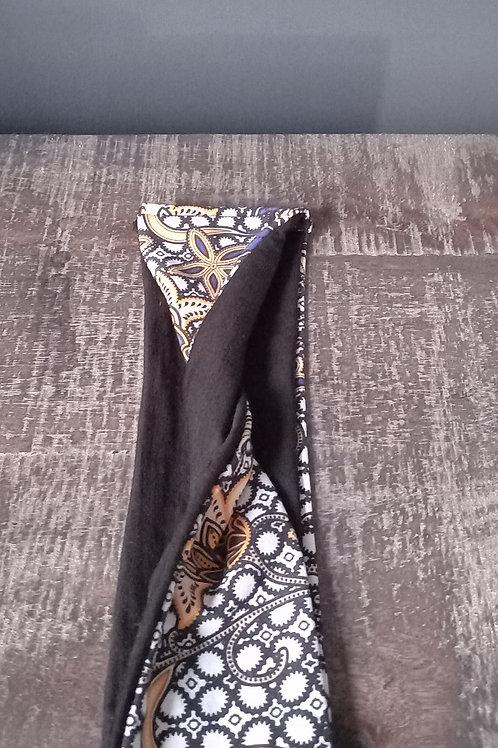 Merino/fabric Head warmer