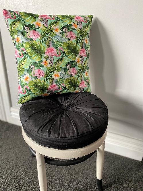 Cushion/Cover - Flamingo