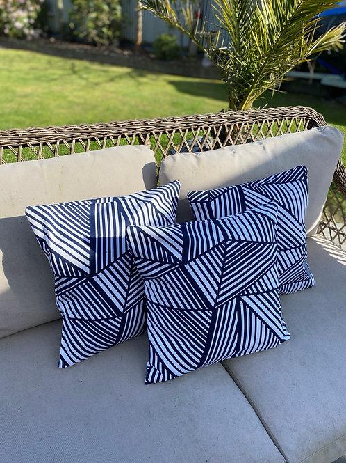 Outdoor Cushion/Cover - Nautical