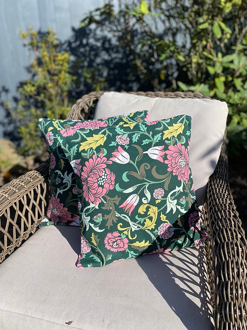 Outdoor Cushion/Cover - Green Bloom