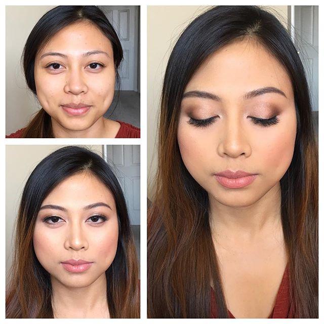 Makeup: Windy Chiu  Hair: Client's Own
