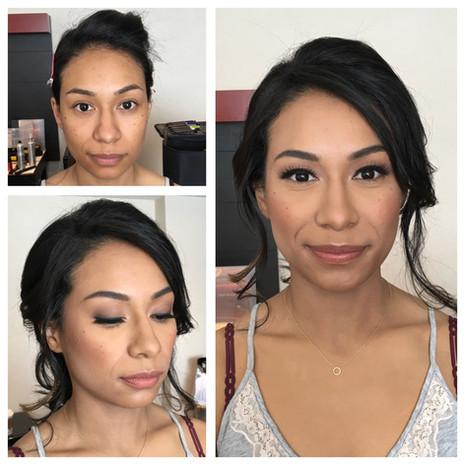 Makeup: Windy Chiu  Hair: Puzzle Creations