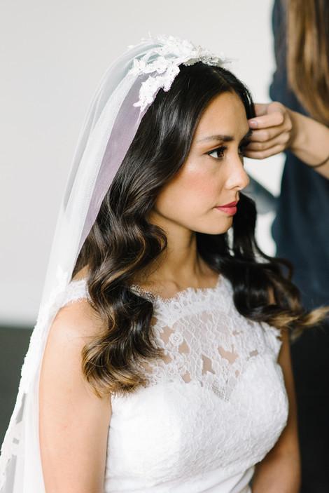 Makeup & Hair for Liv