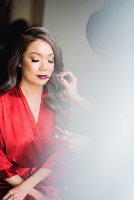 Makeup & Hair for Erica