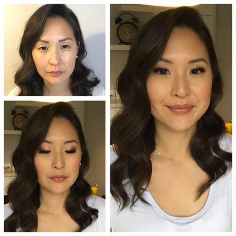 Makeup: Windy Chiu  Hair: Suzie Kim