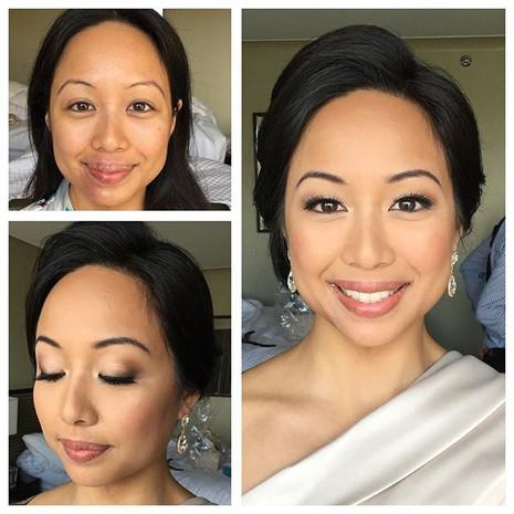 Makeup: Windy Chiu  Hair: Uno Jo
