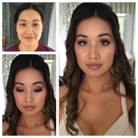 Makeup: Windy Chiu  Hair: Tammy Cho