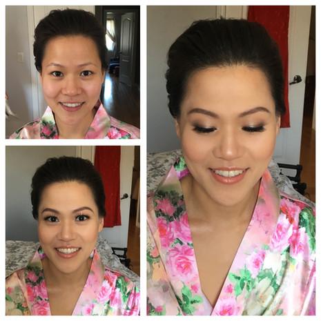 Makeup: Windy Chiu  Hair: MonstyleFile