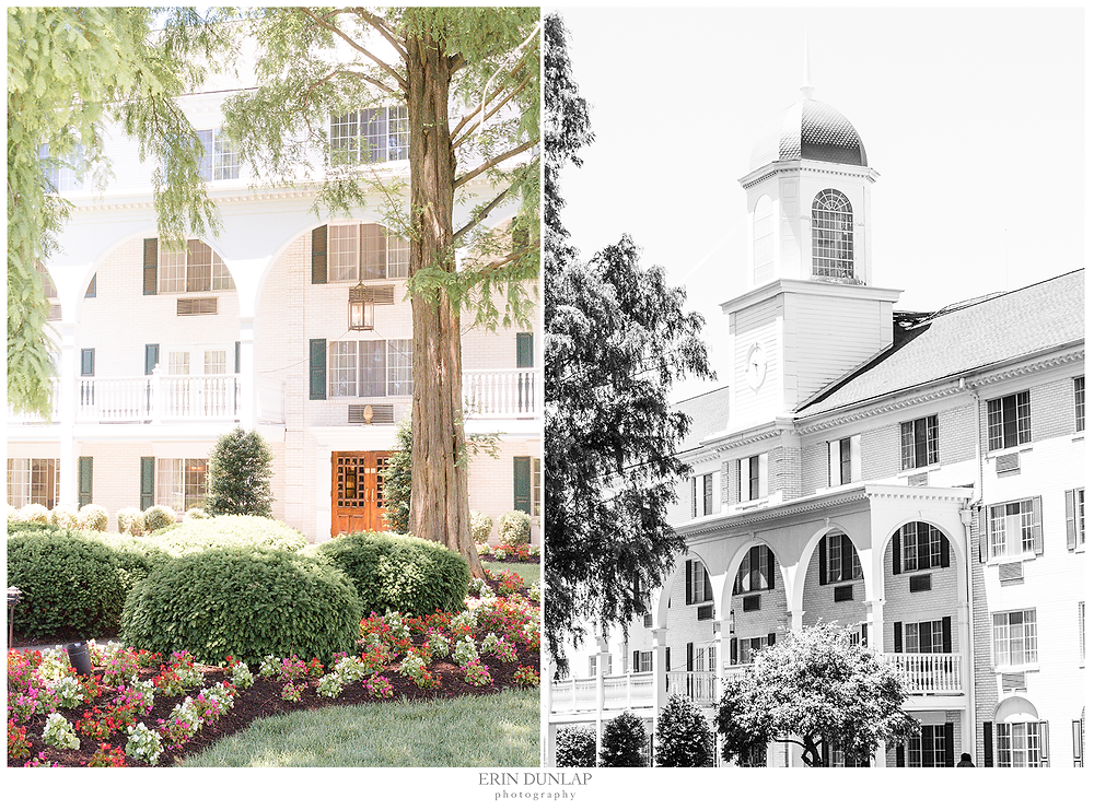 exterior images of the Madison hotel