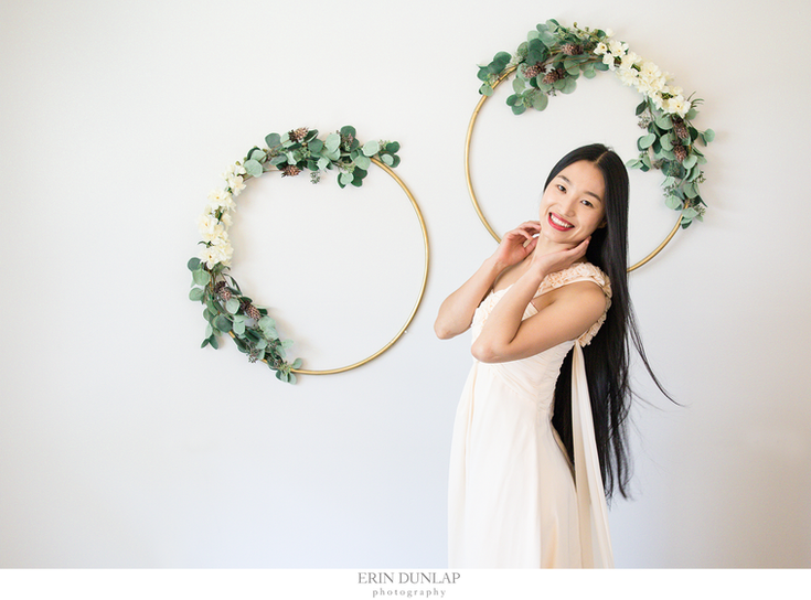 Blueberries & Eucalyptus: A Bridal Inspired Styled Shoot in Lawrence, KS