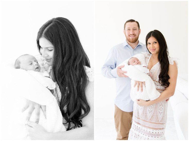 Baby Noah: Family Pictures