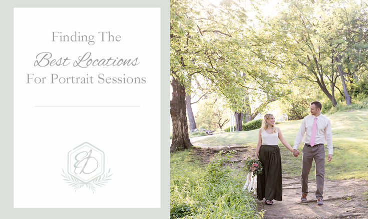 Best Locations For Portrait Sessions