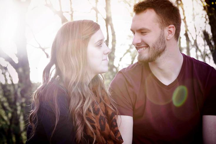 James & Lauren | Engagement Session