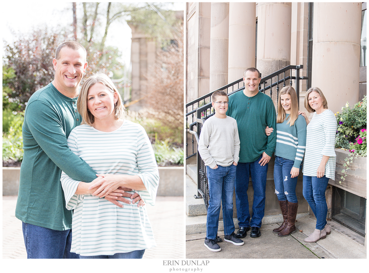A Kansas Fall Family Session
