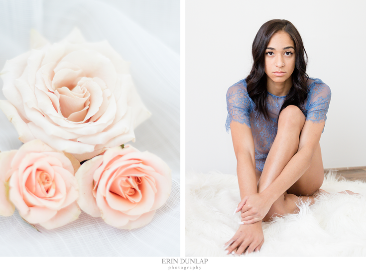 An Ethereal, Parisian-Inspired Boudoir Session in Lawrence, Kansas