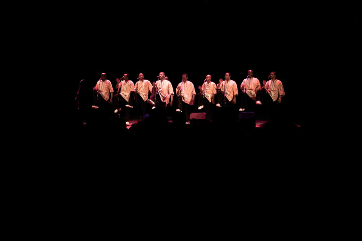 Ladysmith Black Mambazo | Lawrence, Kansas