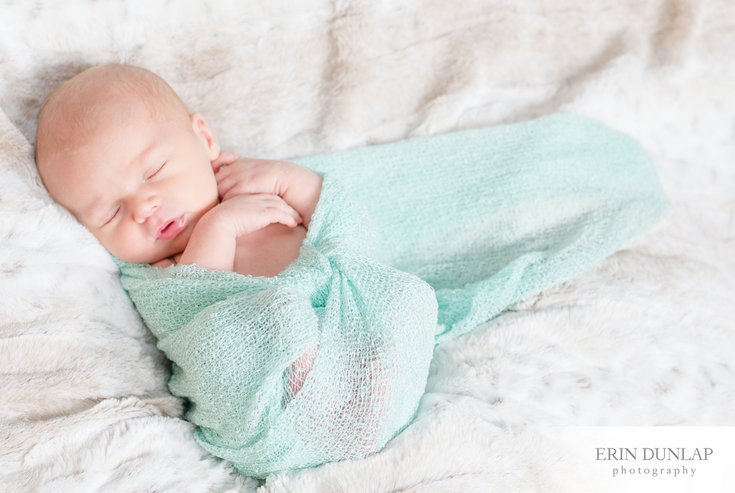 Newborn shoot with Baby Lincoln- 11 days old