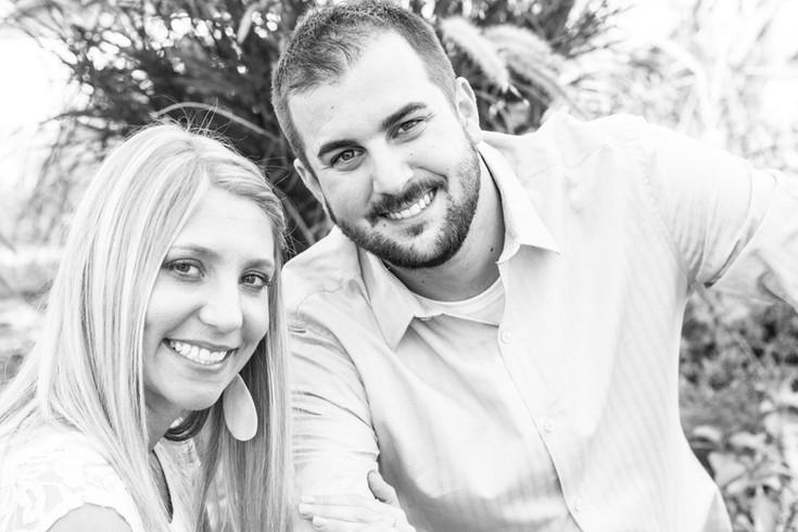 Jessica + Adam | Kansas City Engagement