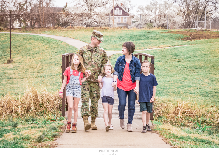 A Patriotic Family Session: The Lamer Family