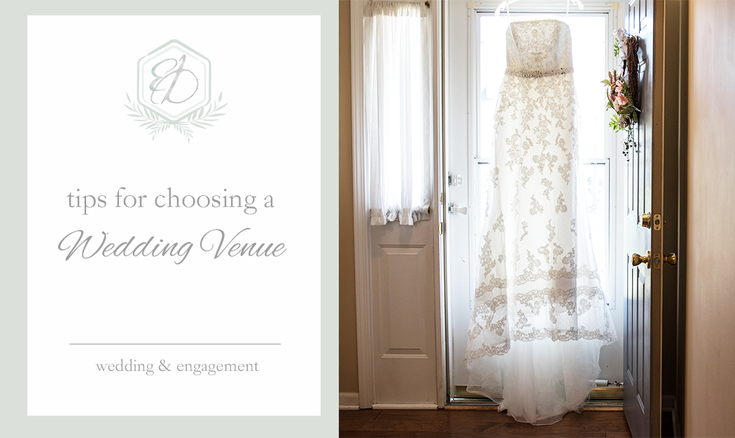 Things To Consider When Choosing Your Wedding Venue