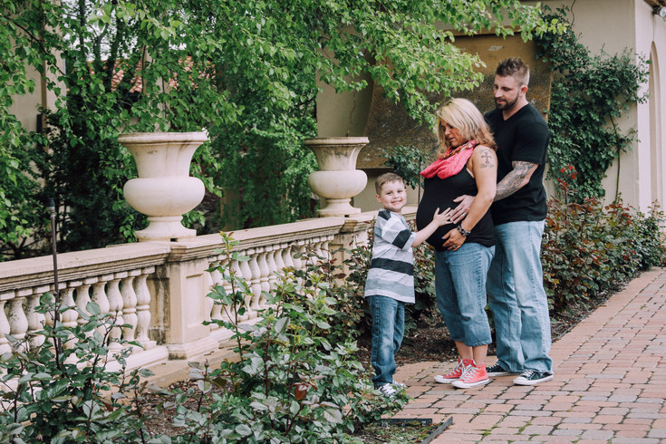 Schewe Family | Maternity Session