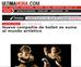Nueva compañía de ballet se suma al mundo artístico