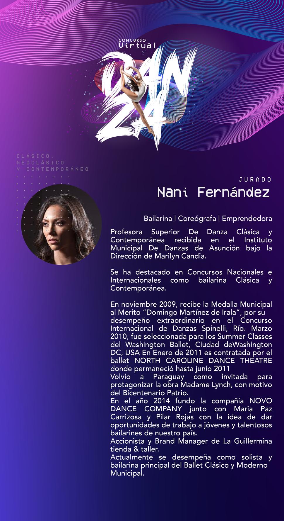 Jurado_ Giannina Fernández