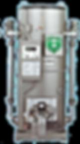 日本燃油熱水爐
