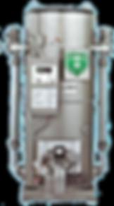 豪將-日本燃油熱水爐