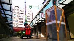 【台中大雅-旅館】鍋爐更換工程