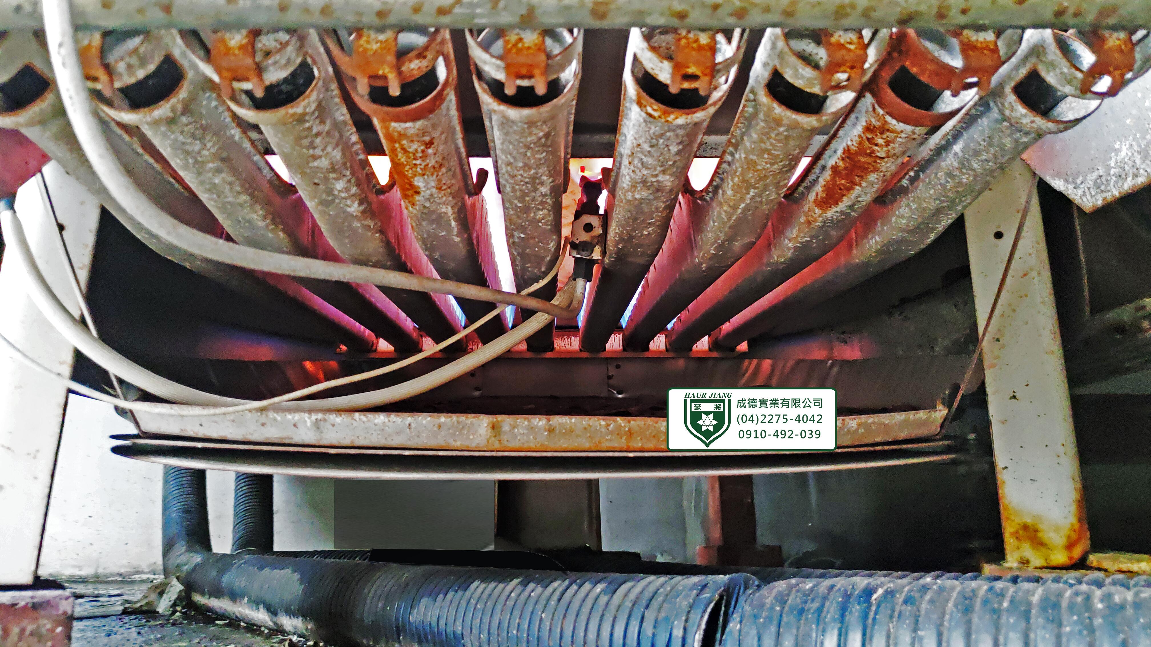 瓦斯熱水爐點火裝置故障