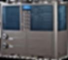 豪將-商用熱泵