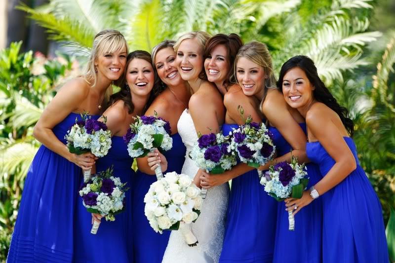 яркие платья для пляжной свадьбы