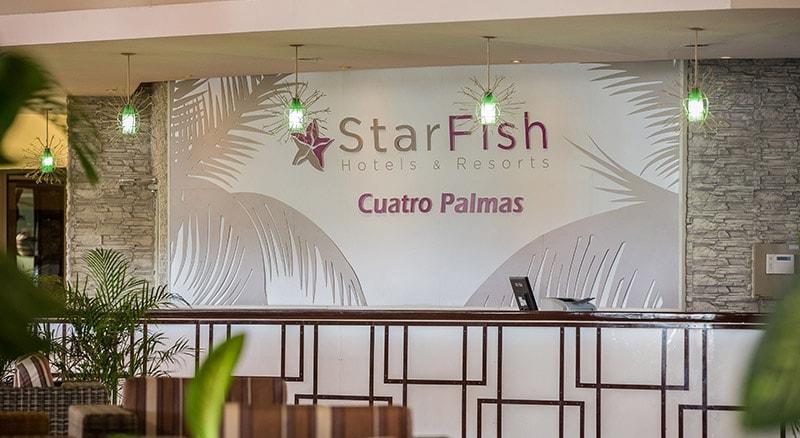 Starfish Cuatro Palmas 4*
