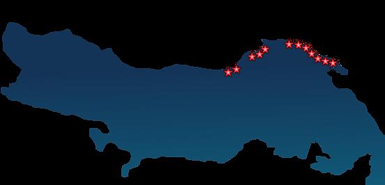 Карта Кайо Коко, карта отелей Кайо Койо