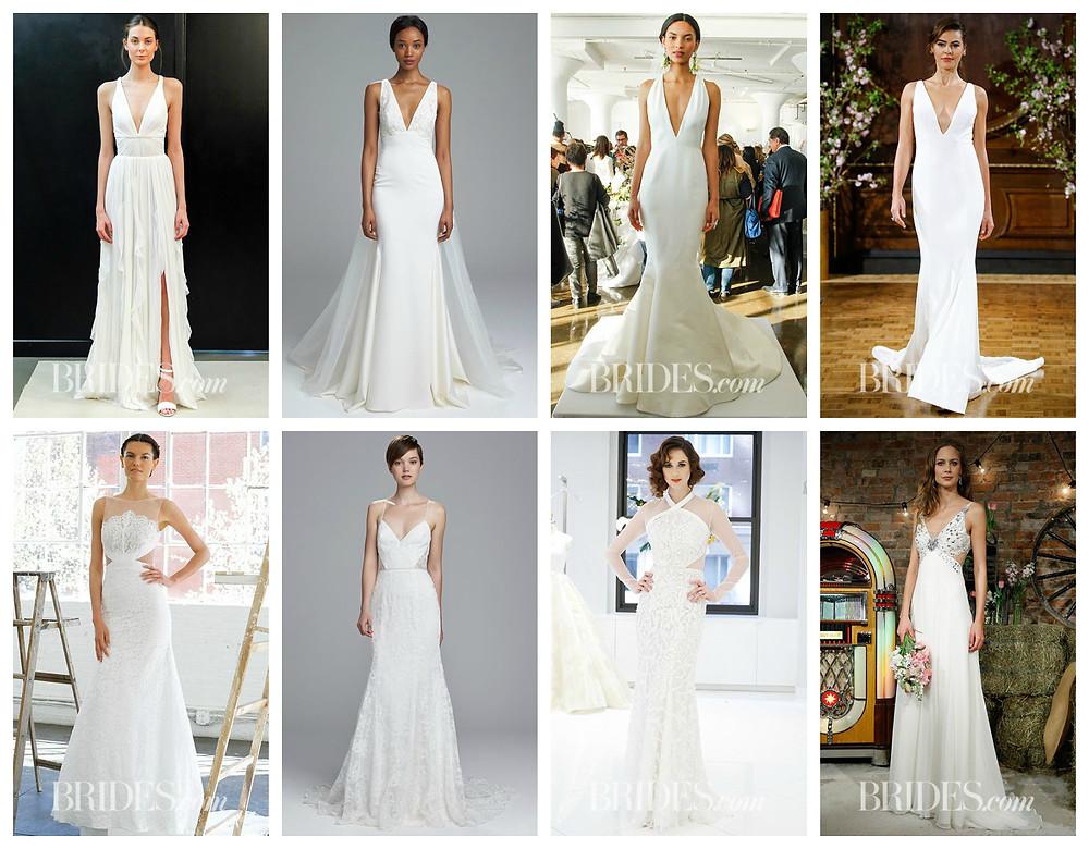 лучшие свадебные платья сезона 2017, платье для свадьбы за границей