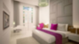 Gran Hotel Manzana Kempinski 5* Patio Room