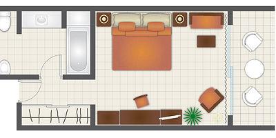 MelIa Las Americas 5, номер Classic Room