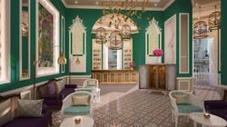 Gran Hotel Manzana Kempinski 5*