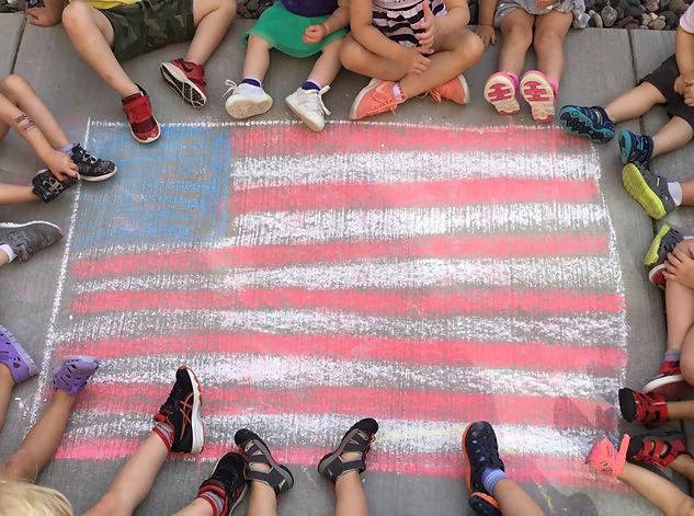 American Flag Chalk.jpg