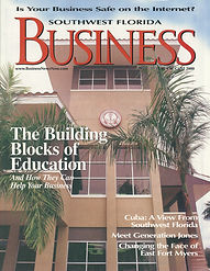 August 2000 SW FL Business Cover 300 dpi