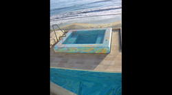 Completed Oceanside Spa