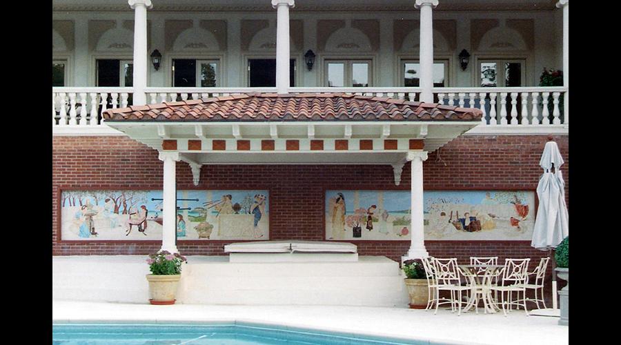Alma Tadema Swimming Pool & Spa