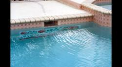 Art Noveau Swimming Pool