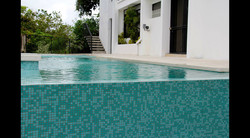 Costa Rica Pool Aliseo Bisazza Glass Mosaic Tile Installation.jpg