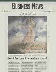 Naples Daily Business News Agape Tile Mo