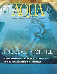 August 2013 Aqua Pool and Spa Cover 300
